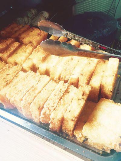 苏州的早晨 新鲜感的兹饭糕
