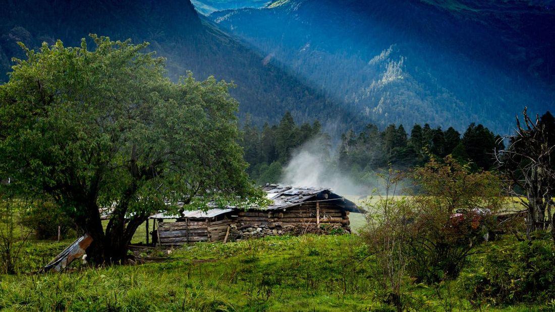 Mountain Nature Landscape Landscape_photography Lighting House