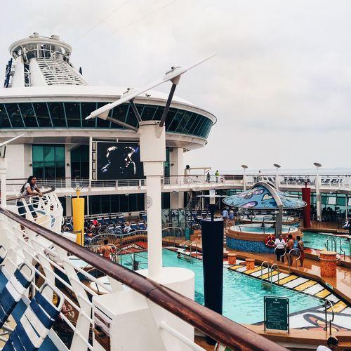 Caribbean Cruise Singapore Enjoying Life Holiday