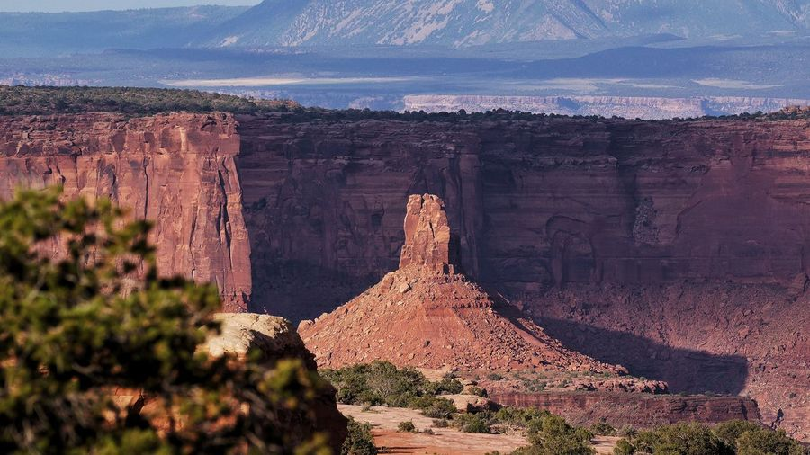 Utah Dead Horse Point State Park Moab, Utah Rock Formation Canyons Red Rocks  Sunlight Scenics Nature Eroded Geology Landscape Peaceful View Feel The Journey