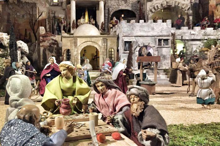 NativityScene Bamberg  Brotzeit in Bethlehem Merry Christmas!