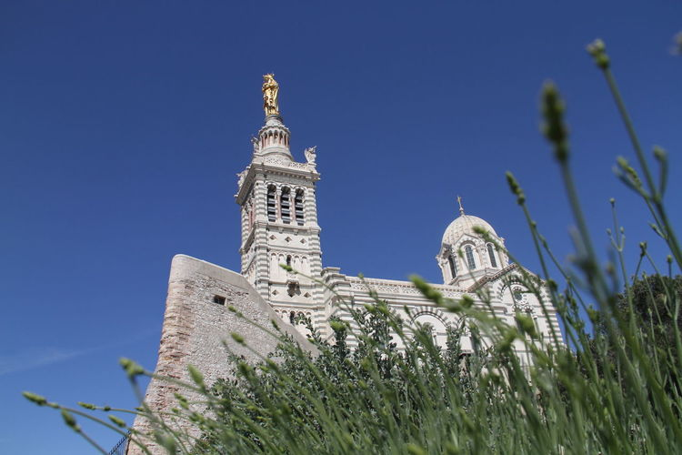 Basilica Notre Dame De La Garde Notredamedelagarde La Bonne Mere BonneMère