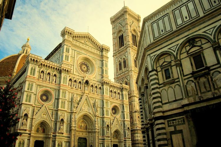 Italy Firenze Historical Building Old Buildings Buildings & Sky Historical Sights Historical Monuments Duomo Di Firenze