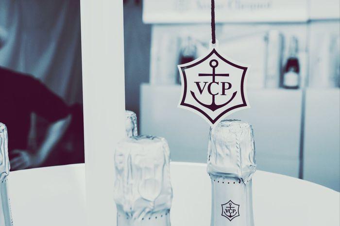Bubbly Veuve Clicquot