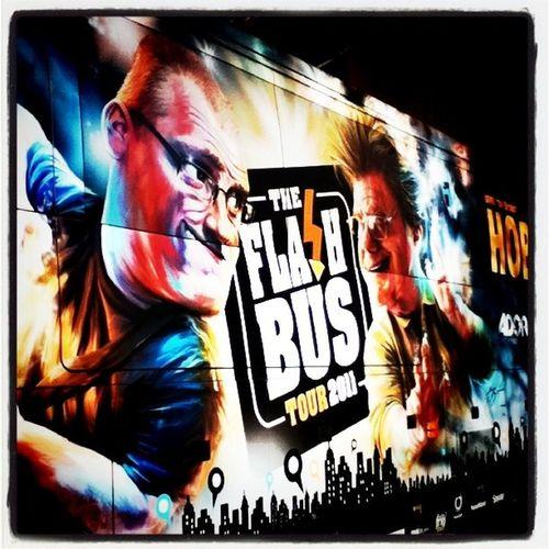 The FlashBus in #Boston. TheFlashBus #TFB #TheFlashBus Boston Theflashbus Tfb