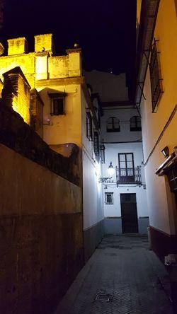 Architecture Built Structure Door Building Exterior Night No People Outdoors Sevilla Seville Andalucía España🇪🇸