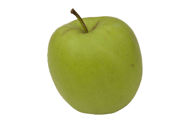 Apple Apple Fruit Close-up Food Food And Drink Freshness Fruit Green Color Healthy Eating Mela No People Studio Shot White Background