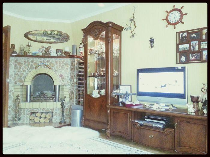 Дома всегда хорошо)