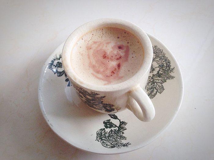Make It Yourself yummy... Hello World Cappucino Coffee DIY