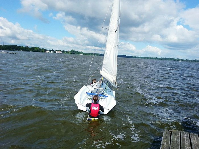 Water Nature Outdoors People Day Sky Sailing Segeln Bad Zwischenahn Bad Zwischenahner Meer