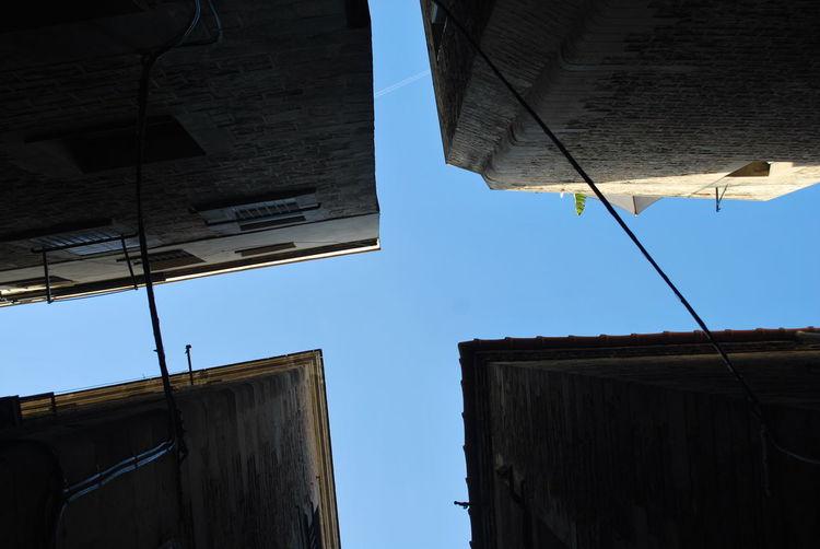 Barcelona Barcelona, Spain Blue Catalonia Catalunya Day No People Outdoors Roof Sky SPAIN
