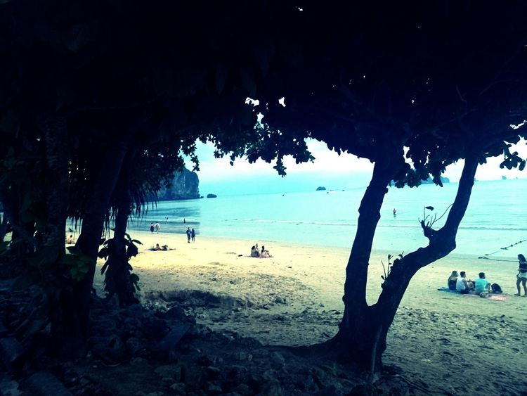 A mysterious world #beach #krabi #JustMe #travelphotography Travel #life