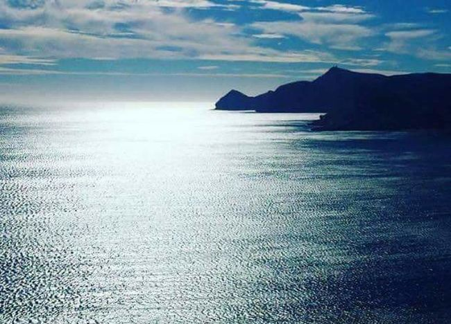 Almería Vacations EyeEm Firts Eyeem Photo The Week Of Eyeem Reflexion Photography Artistic Photo Popular Beach Sea Tranquil Scene Almeria Misteriosa Horizon Over Water Almeria Beach AlmeríaAlmeria Love Nature Pictureoftheday Popular Photos