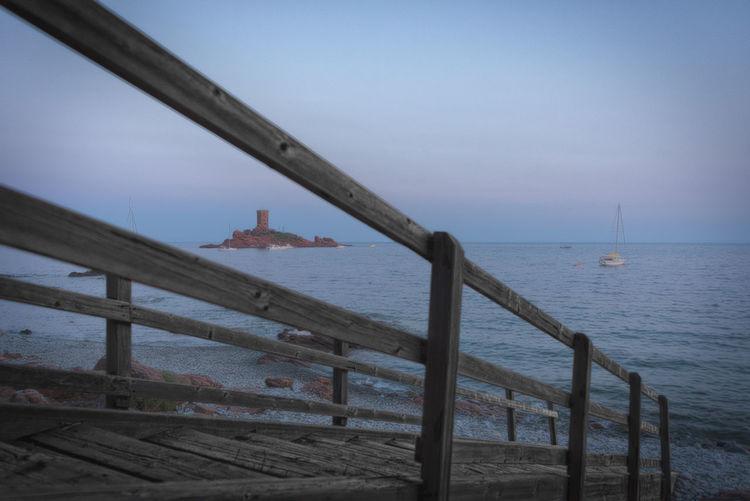 Saint Raphael Herge Summer Dreams Landscape Mediterranean  Relaxing