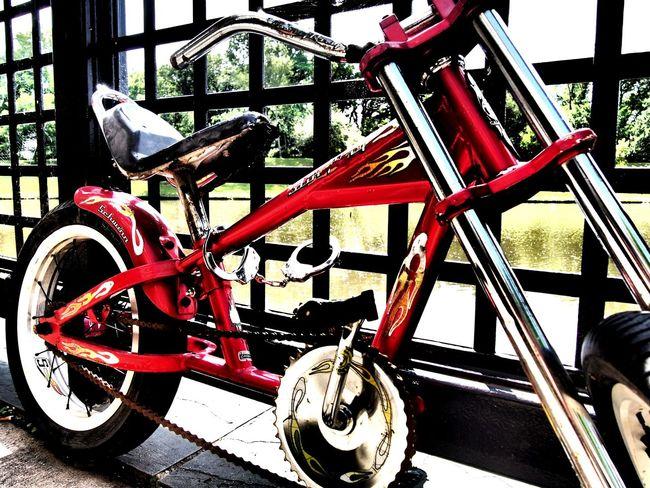 Irving Riverside Bike Handcuffs  Thuglife