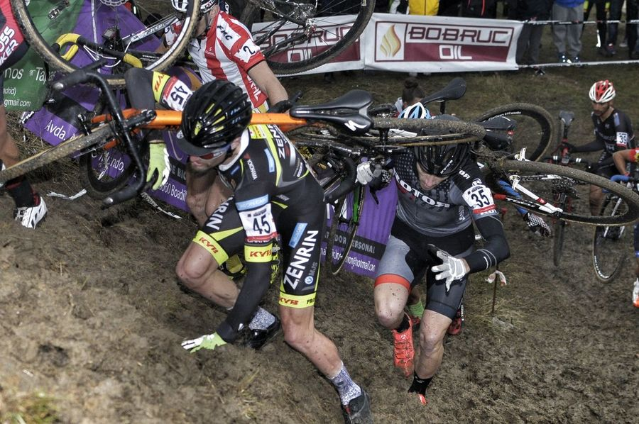 Sportsman Sport Competition Lifestyles Cycling Cyclocross Outdoors Race Day Race Bike Bikes Bikers Bikelife Cyclocross Race