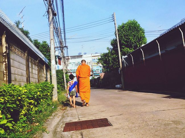 Monk  Kids Buddhist Buddhism Morning Lifestyle Life Streetphotography Street Photography