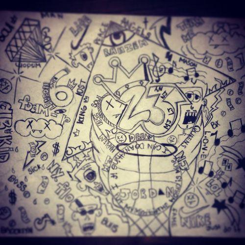 Felt Like Drawing