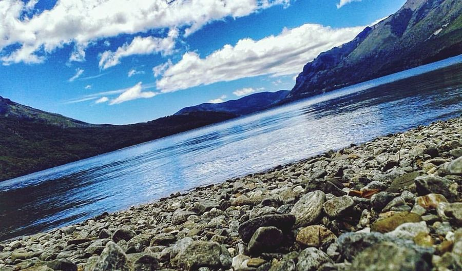 Lake Beauty In Nature Bariloche Argentina LagoGutierrez Nature Peaceful View Landscape Water