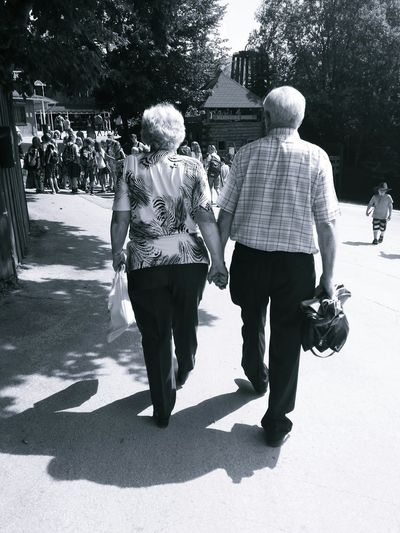 Better Together Old Couple Big Love