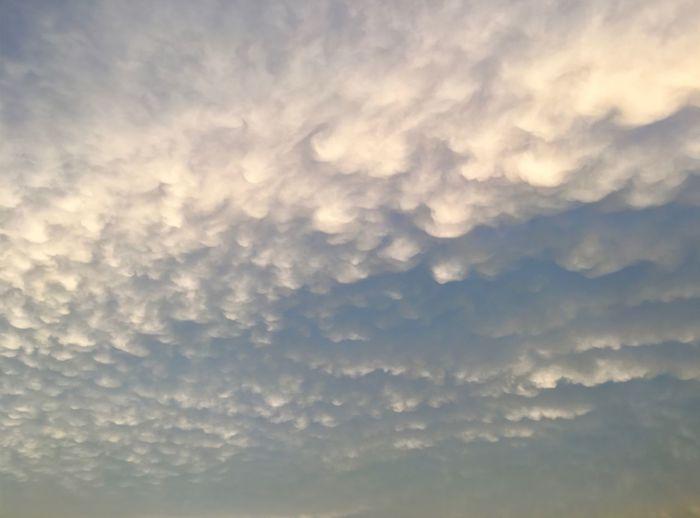 Full frame shot of sky