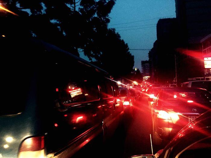 Night in Addis Abeba Transportation First Eyeem Photo