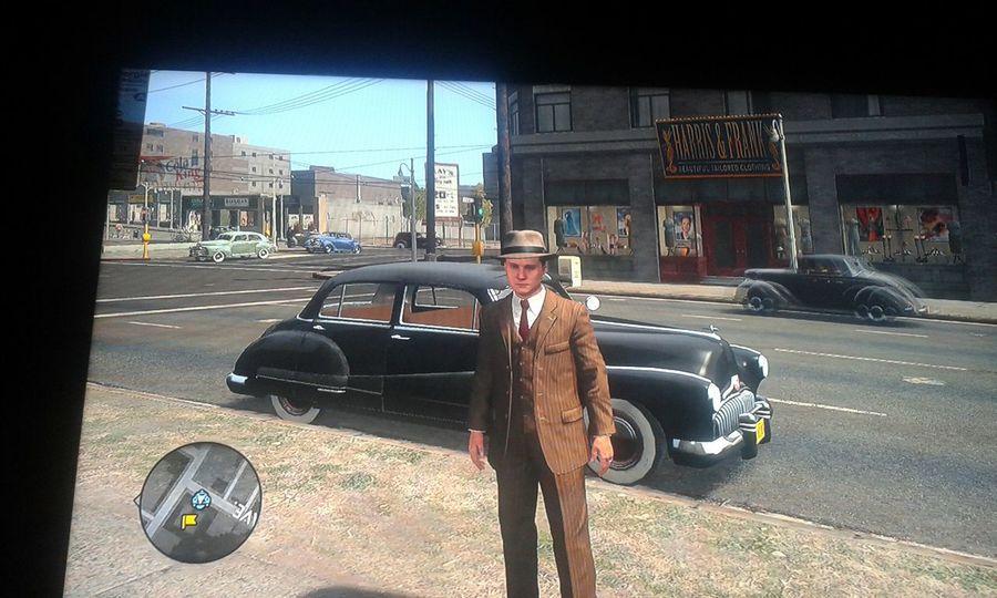 Xbox 360 Game L.A Noire :)