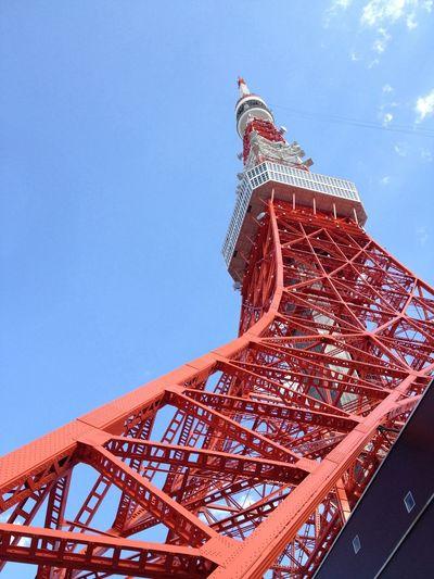 333m Tokyo Tower Steel TowerLC M.zuiko Photowalk