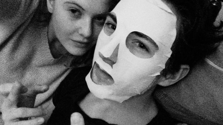 Relaxing Gesichtsmasken Wirsindcool 😁💋