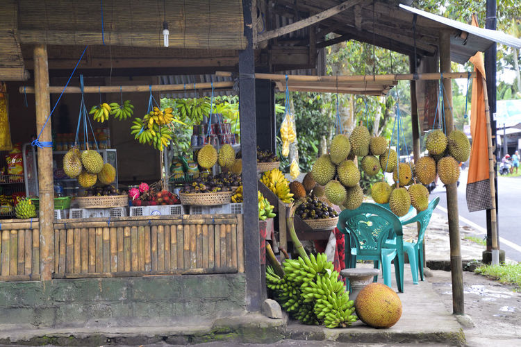 Abundance By The Road Choice Fruit Fruit Stall Healthy Eating Large Group Of Objects Sweets Tropical Fruits