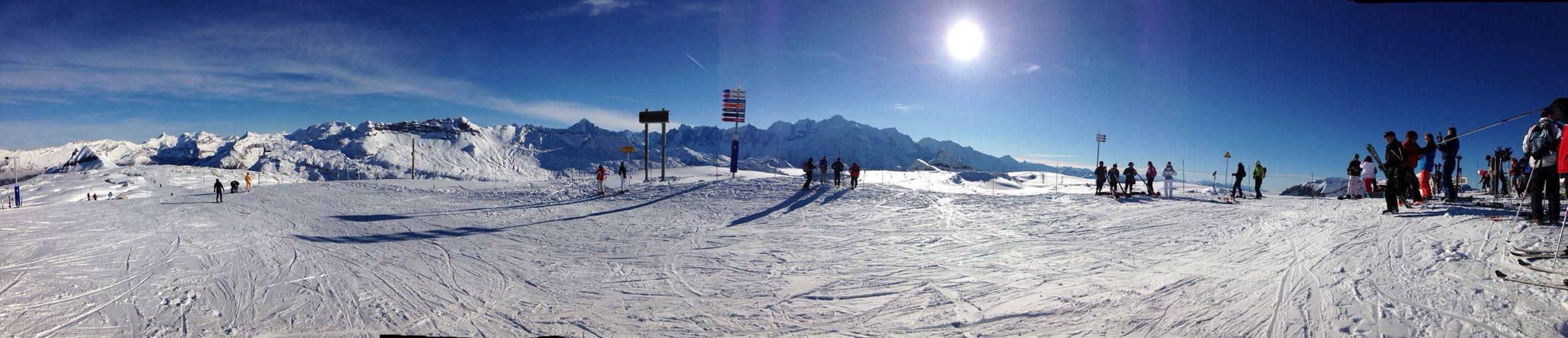 Flaine Ski ❤️❄️