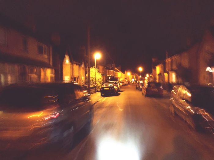 Riding Night