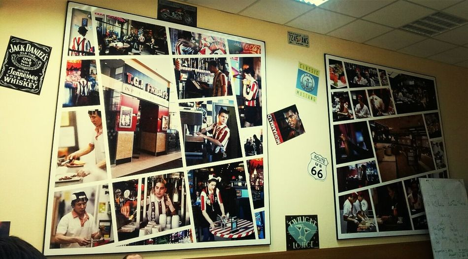 Стена с людьми)))))