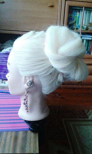Hairstyle ▲▼ Header Training ♣ Zocha