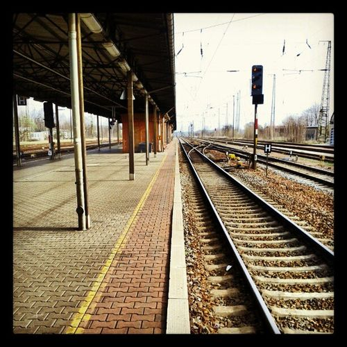 Coming home Home Train Station