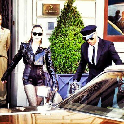 Madonna AdrienGalo Turnuptheradio