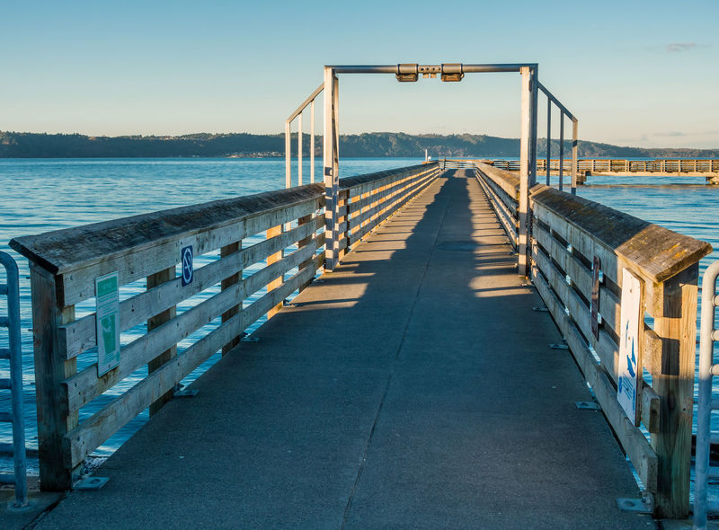 Pier at Dash Point, Washington. Architecture Pier Washington State Architecture Built Structure Dash Point Day Nature No People Outdoors Water