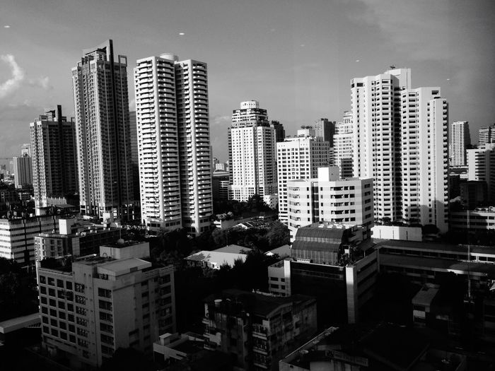 From The Rooftop Bangkok