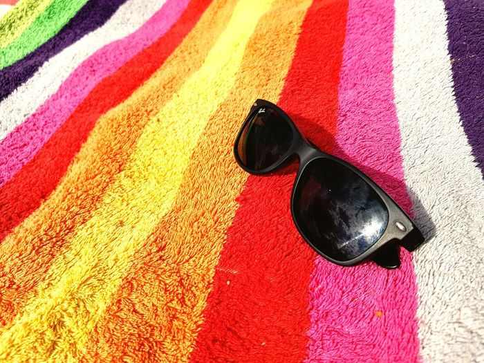 sunglasses Sunglasses Colors Summer Directly Above