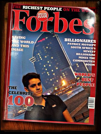 Forbes Wela Barcelona Broma
