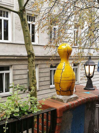 Terrasse Yellow