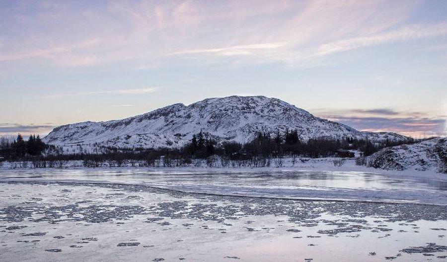 Vörðufell mountain