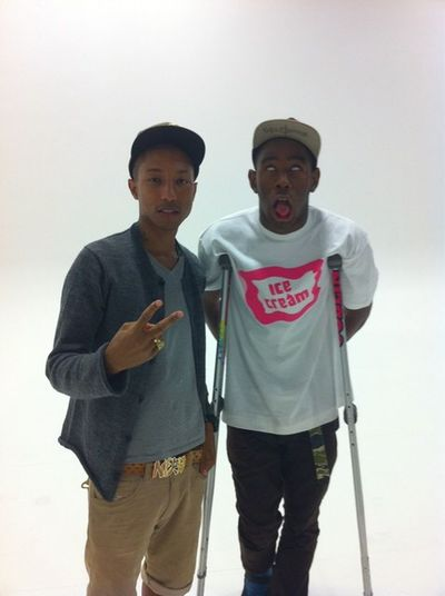 OFWGKTA 💀 Tyler The Creator OddFuture Music Check This Out Cool