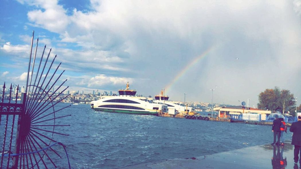 üskürdar Cengelkoy Gökkuşağı Rainbow