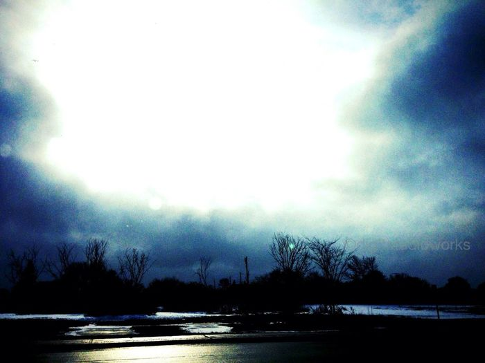 A Mood Is An Emotional State Nordic Light ..after The Storm The Light Will Touch Us All..