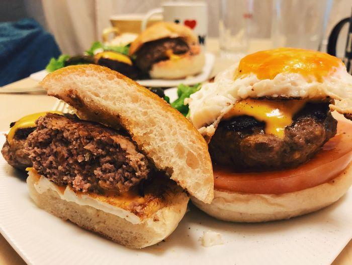 Burgers at