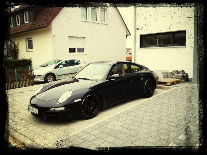 Porsche  911/997 C4