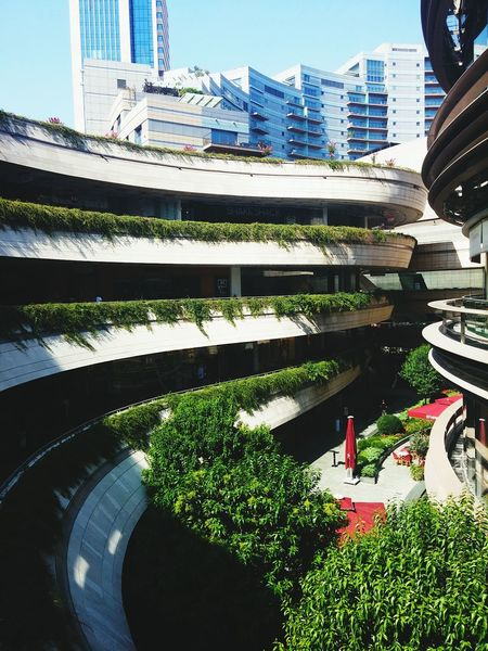 Kanyon # Design Green Building avm Archıtect Life Shopping House Avm Istanbul Turkey