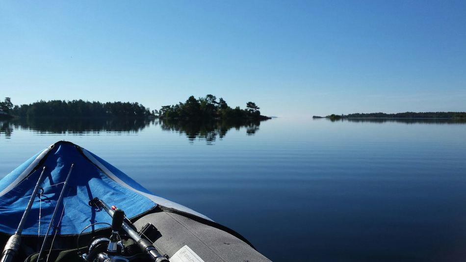 Relaxing Baltic Sea Skärgård Oskarshamn Sverige Småland Good morning friends! Have a nice Sunday! 😊😊😊😊😊