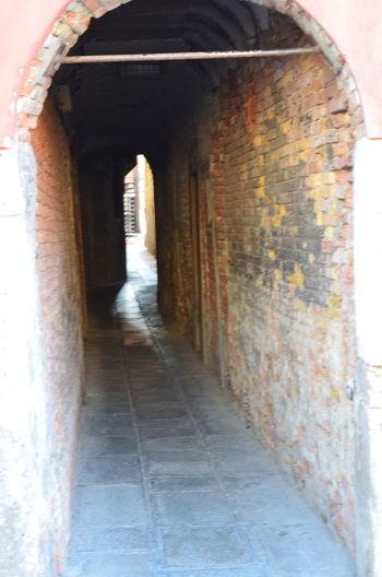 Venice Venice, Italy Streets Of Venice Wall
